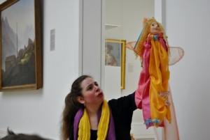 Kunstführung in der Staatsgalerie Stuttgart
