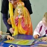 Seminar für die kleinen Kunstbetrachter