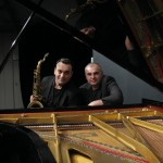 Lev Lourie und Alexander Bokolishvili
